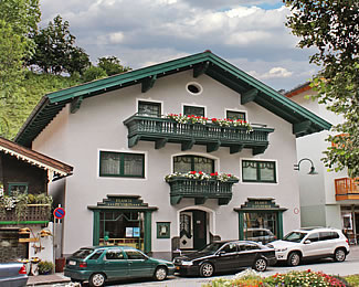 Pension Flasch - Wagrain, Hotel